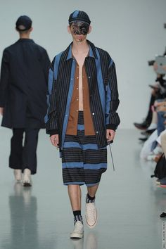 Agi and Sam Spring/Summer 2016 - London Collections: MEN   Male Fashion Trends