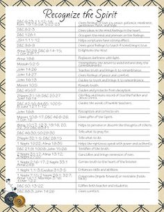 LDS Handouts: Prophets & Revelation: How do I receive personal revelation? Use with D&C 8 or...