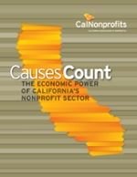 USD #Nonprofit & #Philanthropic Research Institute releases study on scope of CA's nonprofit sector
