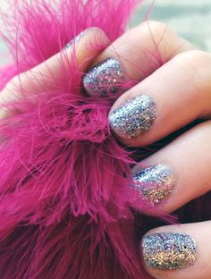 How to Make Your Own Glitter Nail Polish DIY Tutorial