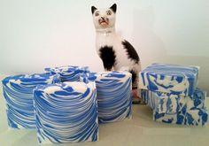 Tiger Stripe #12 Soap Images, Olive Oil Soap, Tiger Stripes, Handmade Soaps, Magazine Design, Soap Making, Bath And Body, Lotion, Creative