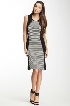 Contoured Dress by Go Couture on @HauteLook