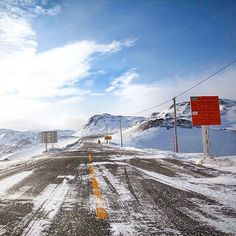 Hinrich Carstensen Photography » Norway Road Trip 2016 » North cape Norway. I love those roads ❄️