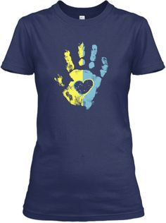 Down syndrome awareness T Shirt