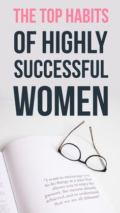 5 Habits of Highly Successful Women ThirtyEight Investing - Entrepreneurs - Ideas of Buying First House Successful Women, Business Woman Successful, How To Become Successful, Success Mindset, Success Quotes, Finance, Entrepreneur Inspiration, Career Advice, Career Quotes