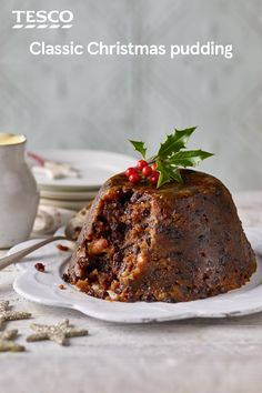 The queens christmas pudding recipeis is the actual one food serve up a generous helping of classic christmas pudding for the perfect finish to your christmas dinner this traditional christmas pudding recipe is rich forumfinder Image collections