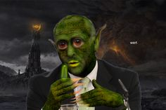 Orcs, trolls, werts...