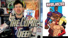 Naked Justice Beginnings -TPK Vol. 1 - Gay Class Comics Book Review - Pu...