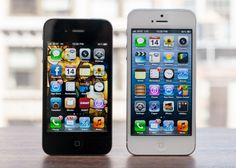 So, what's new? Comparing the iPhone 4S and iPhone 5 | Apple - CNET News