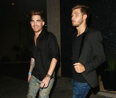 @AdamLambertHelp : Adam Lambert Outside Bootsy Bellows in West Hollywood on Aug 9 2014 - Photos by @Lierre_Vert http://adam-hq.livejournal.com/5690.html pic.twitter.com/Q90LuLqLc4