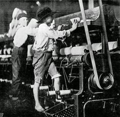 vintage everyday: Vintage Portraits of Child Labor in the United States in the Early 20th Century