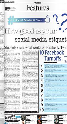 interesting page layouts