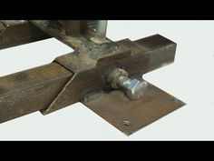 Yararlı Harika Fikir !!! - YouTube Carpentry Hand Tools, Iron Tools, Diy Belts, Interactive Display, Automatic Gate, Ideas Geniales, Machine Tools, Diy Tools, Power Tools