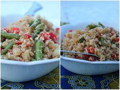 Masala Cauliflower -Rice... NORWEGIAN RECIPE