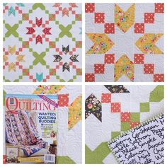 My Star-Crossed quilt made it's way back home today from @allpeoplequilt. The pattern can be found in the April 2016 issue of American Patchwork & Quilting. #prairiefabric #showmethemoda #modafabrics