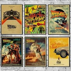 Offer: Movie Poster Back To The Future Posters Wall Stickers Retro . Offer: Movie Poster Back to the Future Posters Wall Stickers Retro retro products definition - Retro Products Poster Wall, Poster Prints, Back To The Future, Wall Stickers, Retro, Movie Posters, Russia, Room Decor, Living Room