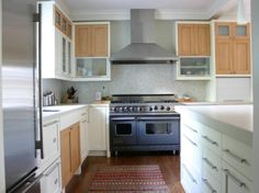 Bright Cheery And Timeless White Remains The Kitchen Color Of Choice And