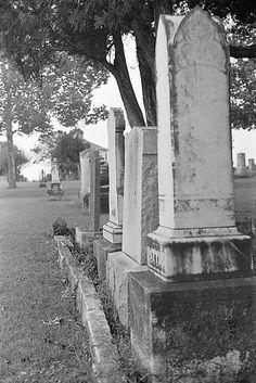 I.O.O.F Cemetery, Georgetown, Texas