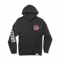 Grizzly Tie Dye G Pullover Hood Size Large In Black. 100% soft cotton premium tee. Diamond OG Script bottom left woven label. Sweatshirts Online, Hooded Sweatshirts, Hoodies, Skateboard Shop, Tye Dye, Boy Outfits, Pullover, Tees, T Shirts
