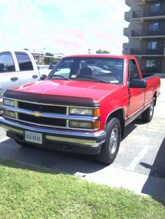 '95 Chevrolet K1500