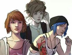 Max,Kate and Chloé :p