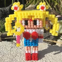 sandylandya@outlook.es 3D Moto perler beads by Chien Long S