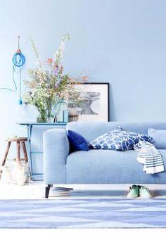 Lieblich Einrichten Und Dekorieren Im Maritimen Look Mit Blau, Weiß Und Sandtönen