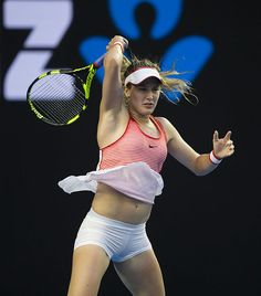 Genie, please go back to the properly cut outfits of past Aussie Opens!