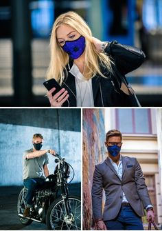 The mask is great for commuting on the subway, motorbike or just walking in the city.