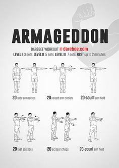 Armageddon Workout