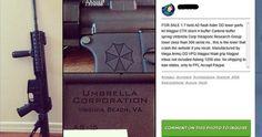 Instagram diventa una pericolosa vetrina per commercio di armi