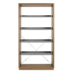 D3 Modern Wood Bookcase - Wooden Bookshelves | Blu Dot