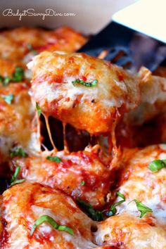 Bubble Up Pizza Recipe