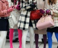 S in Fashion Avenue: COAT MANIA!
