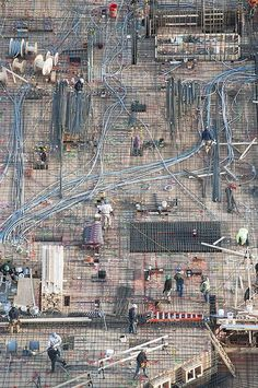 Construction site!