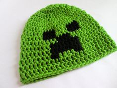 Child's Creeper Hat Made to Order by ElleYarnCreations on Etsy, $20.00