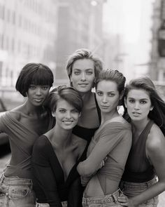This 1990s Vogue UK supermodel shot rocked my world