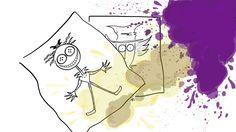 Tim Burton está sentado num restaurante italiano de Los Angeles, distraindo-se da fome com desenhos num guardanapo de pano: um pequeno polvo cujos tentáculos se transformam em serpentes. Enquanto seu pedido não chega, faz as sombras de seu monstrinho com a caneta nanquim que carrega sempre no bolso. A tarefa mecânica faz seus pensamentos flutuarem, pequenas nuvens negras que se dispersam e enfim se reencontram, precipitando-se num lugar – o Brasil.