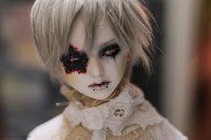 Cool, creepy doll