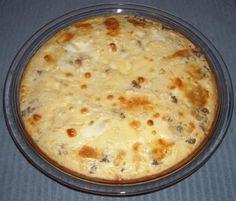 Aunt Mary s Impossible Mexican Pie Bisquick Recipes, Pie Recipes, Dinner Recipes, Cooking Recipes, Recipies, Carbquik Recipes, Casserole Recipes, Taco Casserole, Squash Casserole