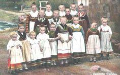 Alte Trachten in Mittelhessen  #Marburg #evangelisch
