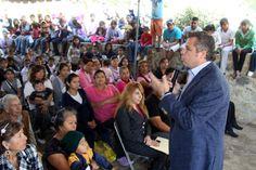 15 de Enero de 2013. Entregamos 3 calles en la Colonia Alfredo Barba Segunda Sección, con una inversión de 600 mil pesos.