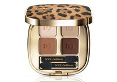 Dolce & Gabbana Animalier Eyeshadow Quad