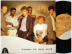 At £4.20  http://www.ebay.co.uk/itm/Simply-Red-Come-My-Aid-WEA-Records-7-Single-EKR-19-1985-/261106486239