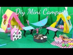 DIY Miniature Christmas-Themed Dollhouse Room & Christmas Tree and a Wreath - YouTube
