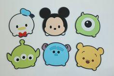 Tsum Tsum Festival Coasters