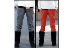 $29 for a Pair of Women's Fleece Lined Casual Pants - Shipping Included
