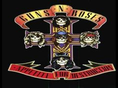 Guns N' Roses - Appetite for Destruction (Full Album) *HD*