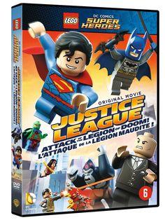 LEGO Justice League - Attack of the Legion of Doom