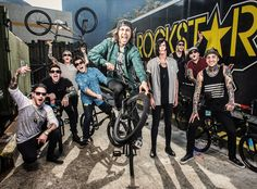 Sleeping With Sirens and Pierce The Veil for Rockstar Energy – Los Angeles Music Photography by Grizzlee Martin – Los Angeles Photographer | Grizzlee Martin specializing in Commercial, Entertainment, and Music Photography